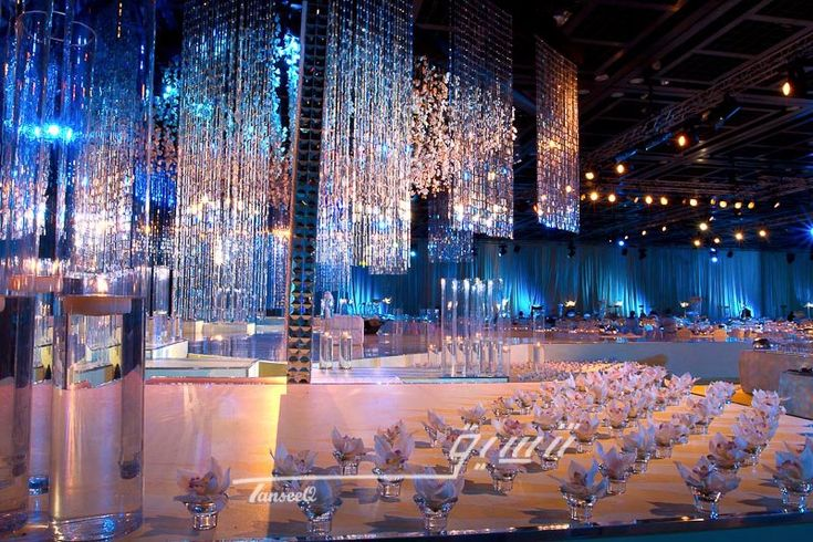 Tanseeq wedding planners dubai wedding decorations for Arabic stage decoration