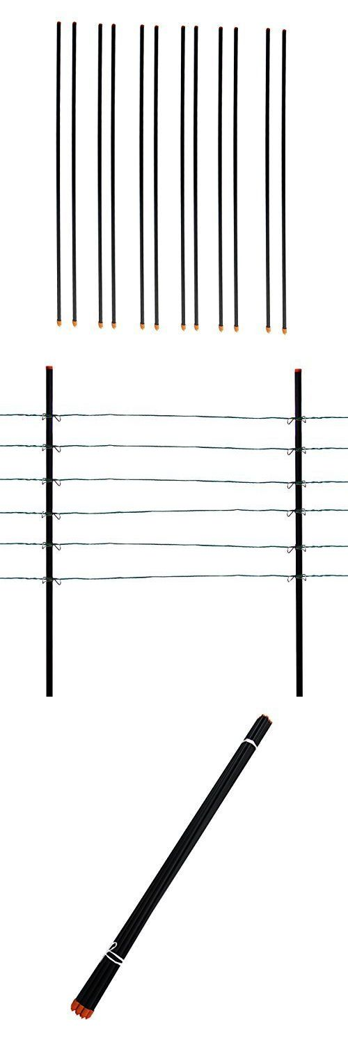 Other Garden Fencing 177033: Farmily Fiberglass Rod Post For Electric Fence 35In 12Pcs Per Bundle, New -> BUY IT NOW ONLY: $129.99 on eBay!