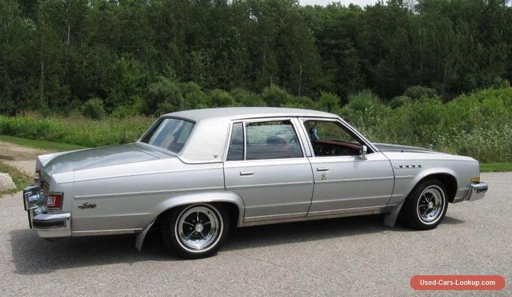 Buick: Electra Limited #buick #electra #forsale #canada