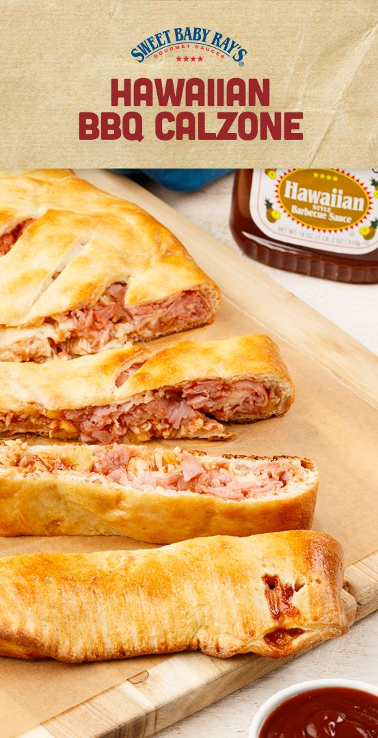 Ever had a Hawaiian calzone? We'll show you how to make your own.