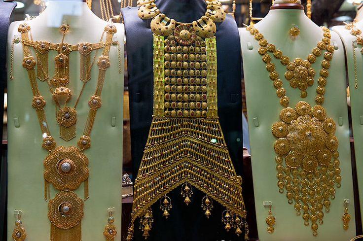 Gold Jewelry of Dubai