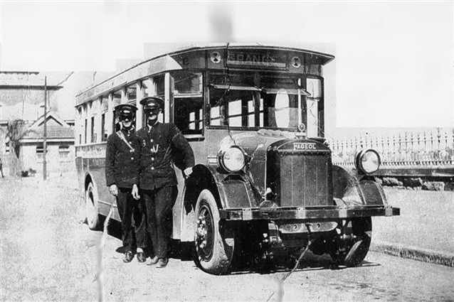 Here's a look back at what Brisbane buses looked like in 1925.