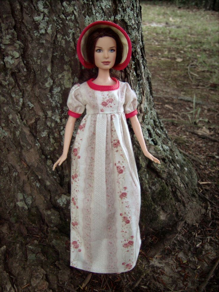 17 Best images about Barbie Regency Period Doll Costumes ...