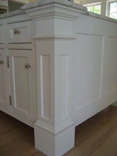 Traditional kitchens boston and kitchen carts on pinterest for Building traditional kitchen cabinets by jim tolpin