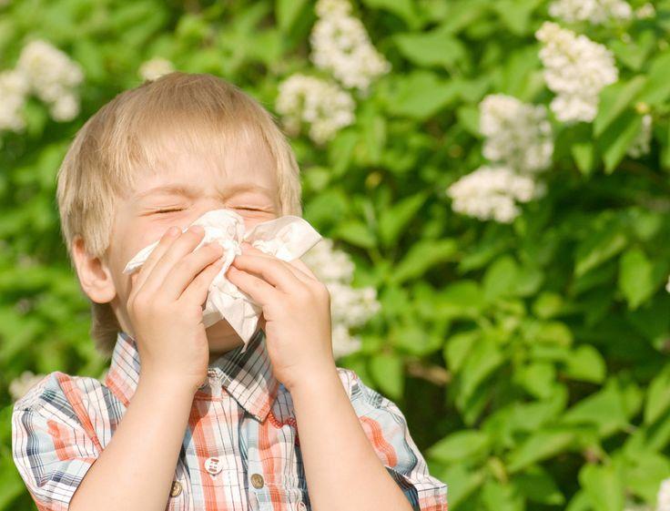 #Pollen, rhinite allergique : quelques conseils pour aider bébé à mieux supporter les farces du printemps...  http://blog.cotebebe.fr/lutter-contre-les%20allergies-au%20pollen-290.php