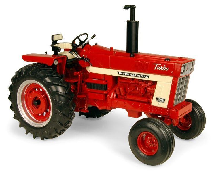 Farmall 1066 Tractor : International tractor ih precision tractors and