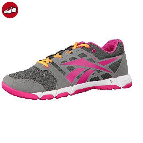 Reebok , Damen Sneaker grau 35.5 - Reebok schuhe (*Partner-Link)