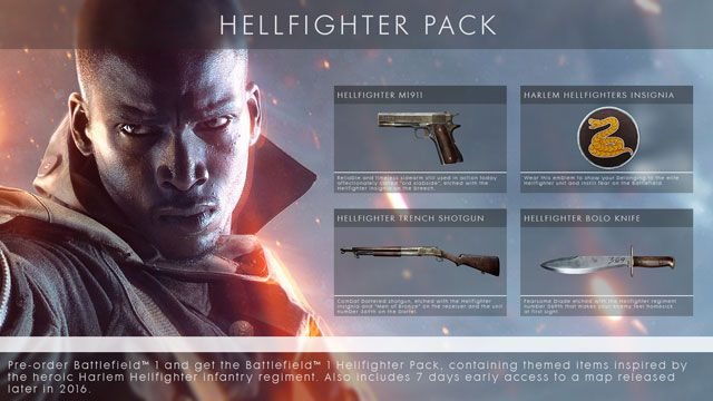 battlefield 1 pc | Pre-order Battlefield 1 and get the Battlefield 1 Hellfighter Pack and ...
