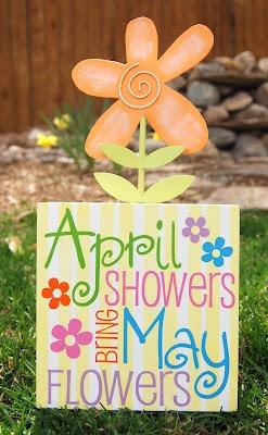 april showers vinyl