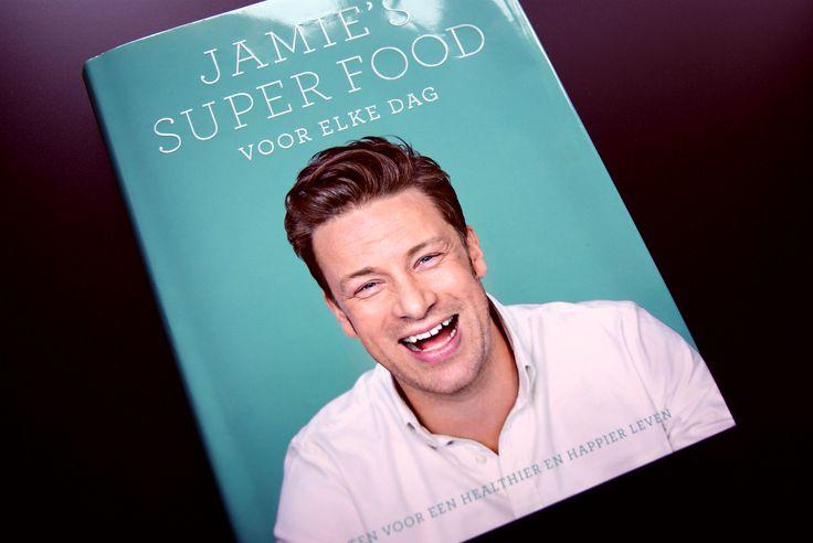 Jamie's Superfood - voor elke dag is het nieuwste boek van Jamie Oliver. Hij heeft voor dit boek uitgebreid onderzoek gedaan naar gezondheid en voeding.