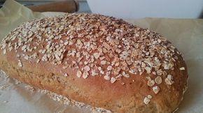 Zabkenyér - a legfinomabb, bevált diétás kenyér recept!