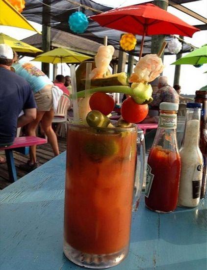 Aj S Dockside Restaurant Tybee Island Ga
