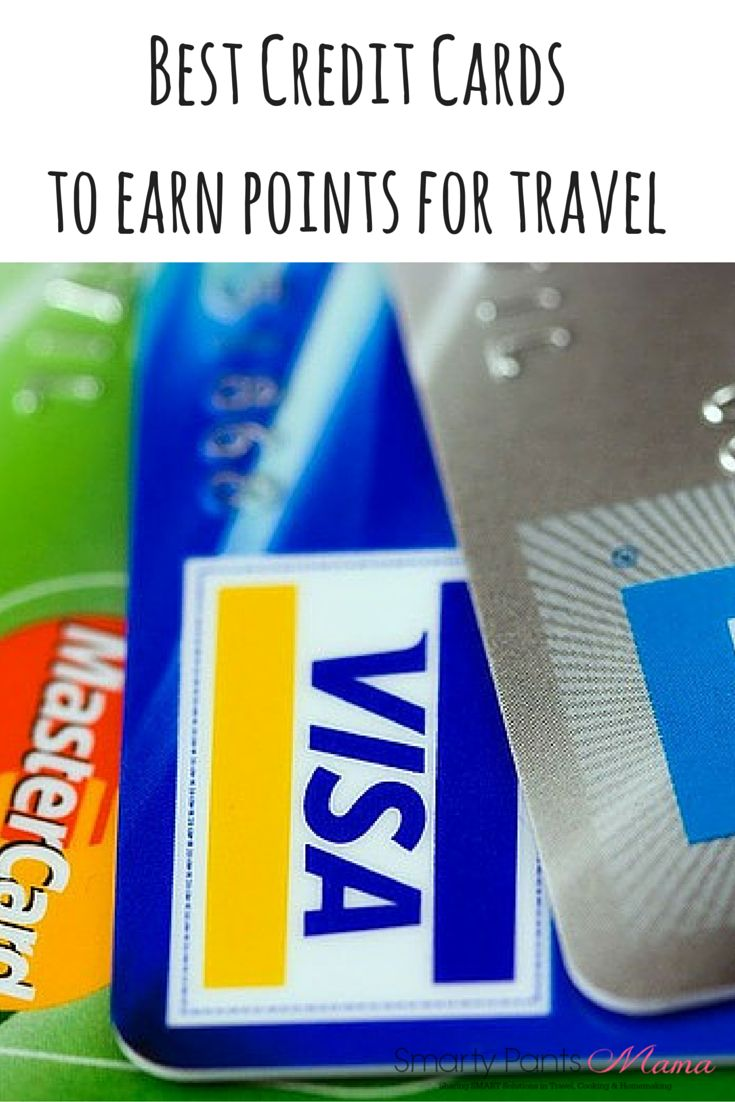 Earning Points from Credit Cards