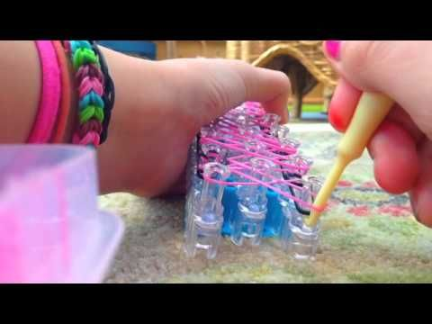7 Best Unique Rainbow Loom Bracelets Images On Pinterest Rainbow