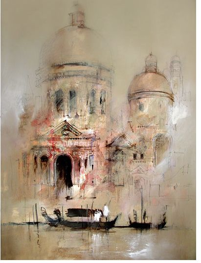Great work by John Lovett John Lovett WATERCOLOR