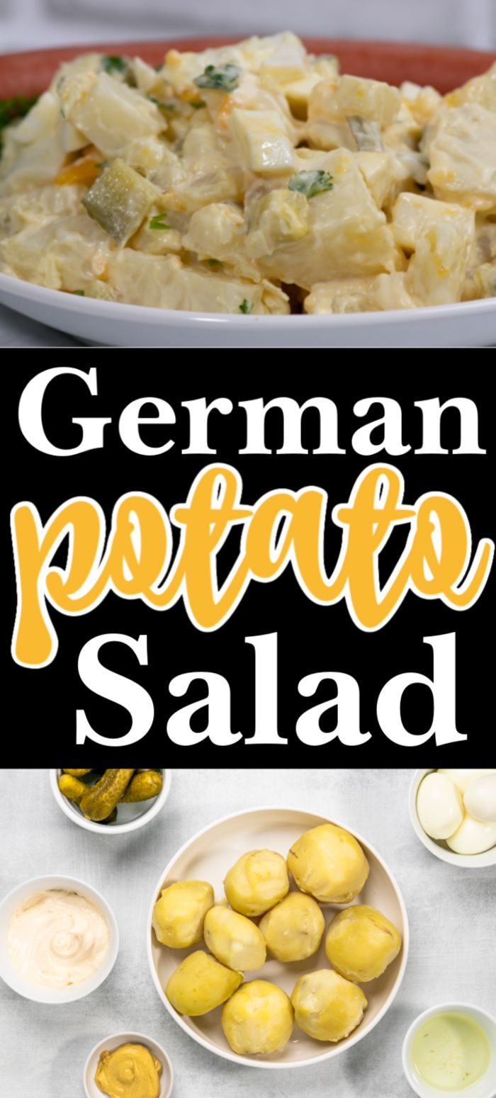 Oma's German Potato Salad Recipe