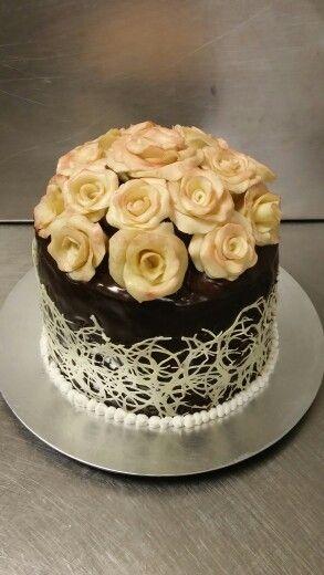 Celebrating cake