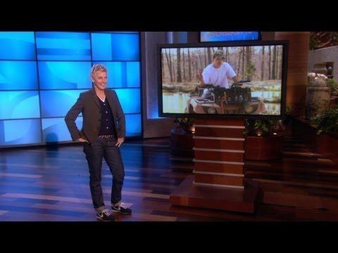 More Ellen catching us up on Reality TV. #MyStrangeAddiction #CheerPerfection #BuckWild #TheBiggestLoser