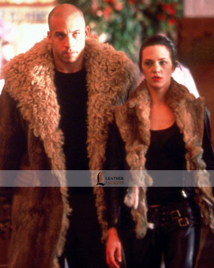 Get Amazing Vin Diesel XXX 3 upcoming Movie of 2017 Get this amazing Fur Coat from http://www.leathersjackets.com/vin-diesel-return-of-xander-cage-fur-coat.html