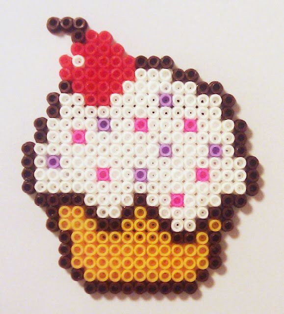 hama/perler bead or cross stitch design