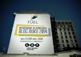 # Fuel #blogroku #łódźdesignfestival
