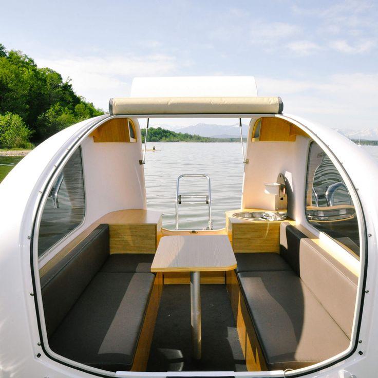 Sealander Amphibious Camping Trailer: 1046 Best Cool Amphibious Craft Images On Pinterest