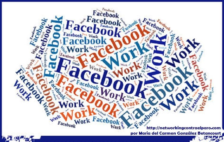 Facebook at Work is coming!!! www.networkingcontraelparo.com