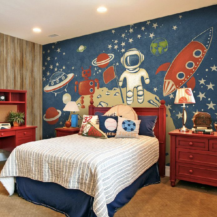 Pin On Kid Rooms: Room Themes, Bedroom Themes
