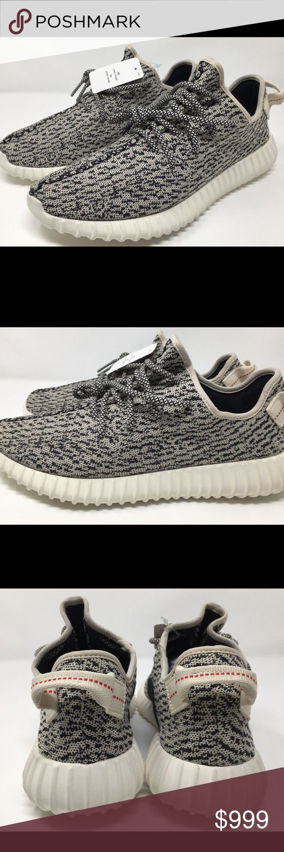 Adidas X Kanye West Yeezy Boost 350 Turtle Dove Adidas X Kanye West Yeezy Boost 350 Turtle Dove AQ4832 Brand New Never Worn In Box 100% Authentic adidas Shoes Athletic Shoes