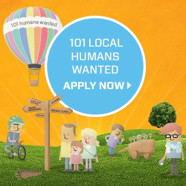 Shout out to our Canberra followers! 101 Local Humans wanted!!