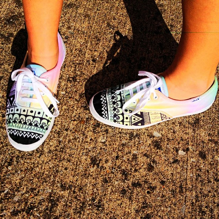 98 best sharpie shoe designs images on pinterest painted for Diy shoes design