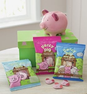 Percy Pigs, Phizzy Pig Tails, Percy and Pals!!