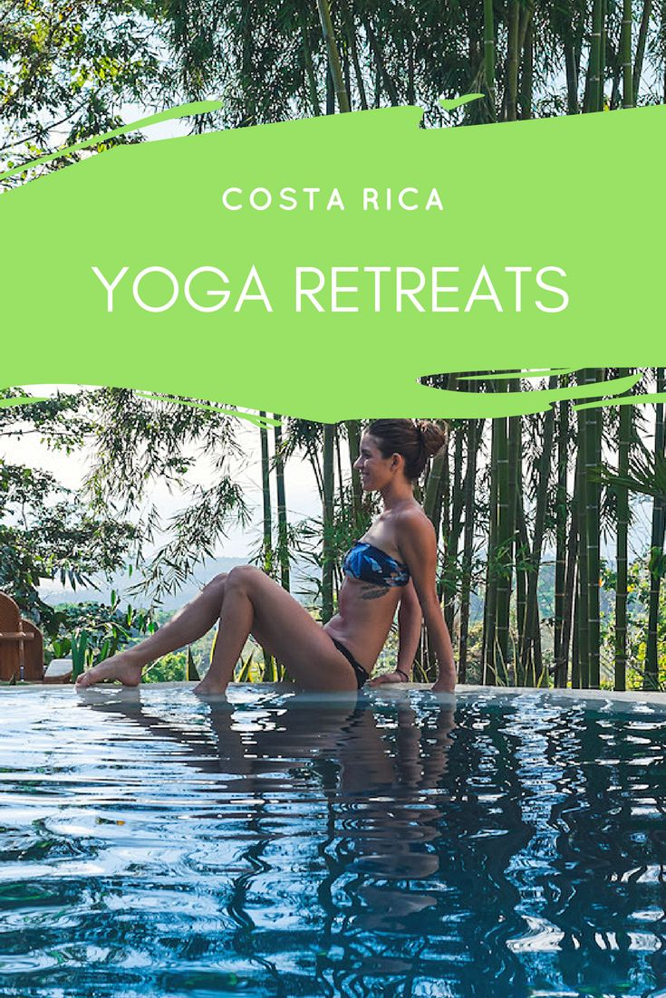 If you're looking for the next best place to host or join a yoga retreat, look no further than Costa Rica.