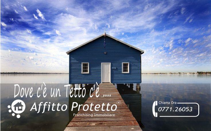 Affitto Protetto è l'agenzia immobiliare di Formia specializzata in locazioni e affitti per vacanze,
