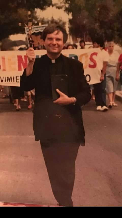 Paulist Fr. Bruce Nieli