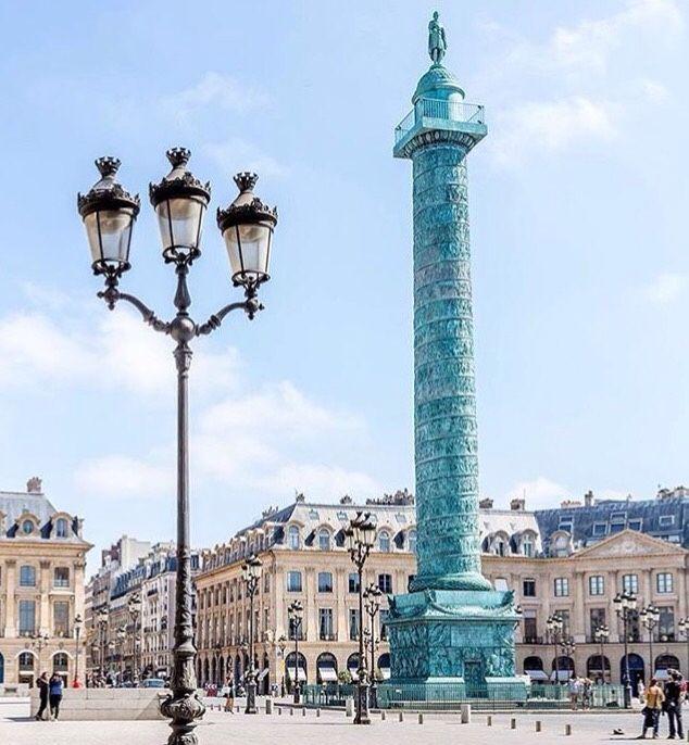 La touche française - Place Vendôme