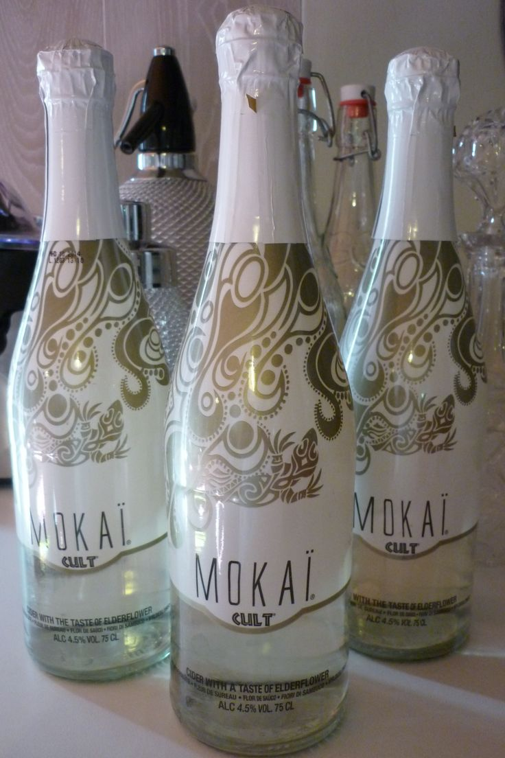 Mokai Cult Cider Elderflower http://www.jajum.nl/product_info.php/cult-mokai-cider-elderflower-p-135