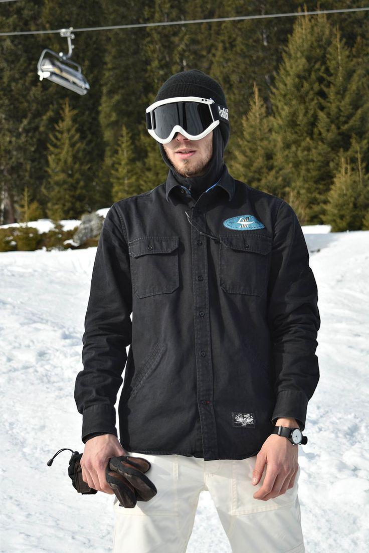 Dominik Wagner Der Snowboarder aus Österieich