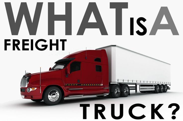 Freight Truck Broker - What's a Freight Truck? :https://ready-fleet.com/freight-broker/freight-truck/
