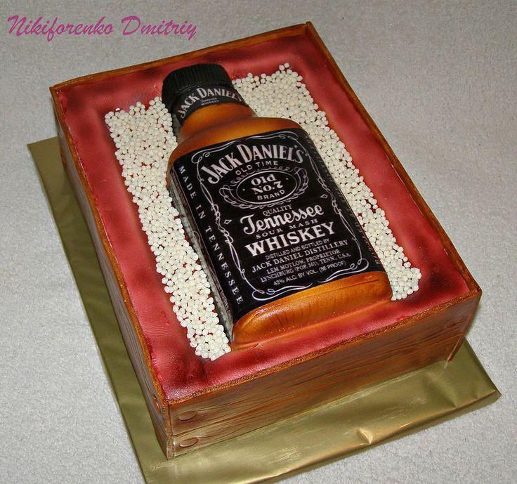 """Торт """"Jack Daniels"""""""