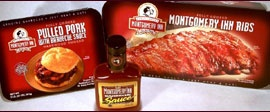 Montgomery Inn can be enjoyed in restaurant and at home! #cincinnati #montgomeryinn #barbecue