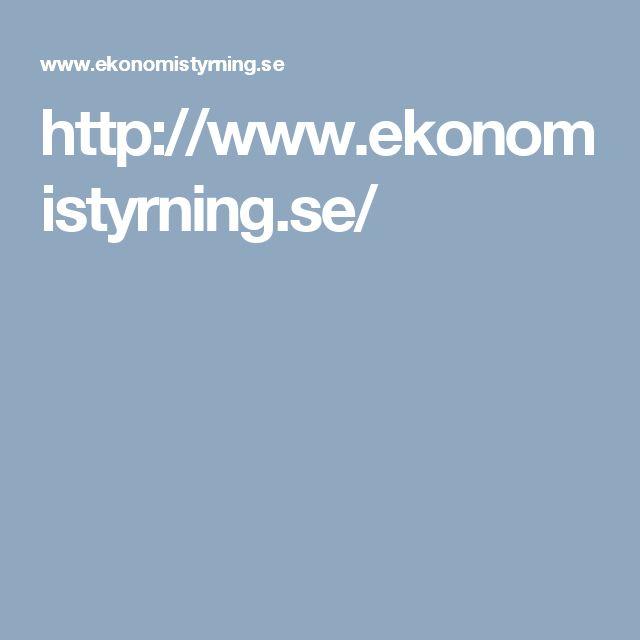 http://www.ekonomistyrning.se/