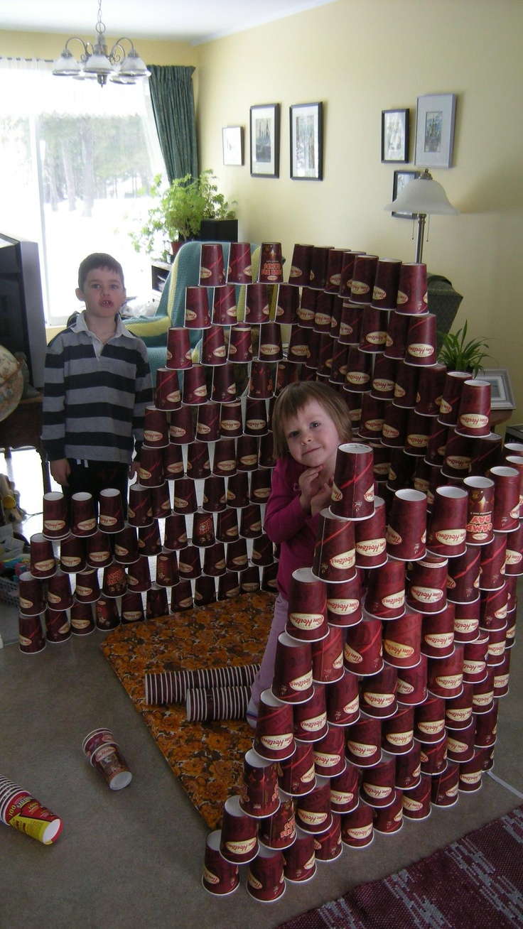 Tim Hortons Cup Fort