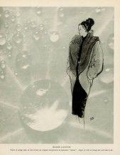 Jeanne Lafaurie 1946 Pierre Pages, Drop of Water by Brassaï