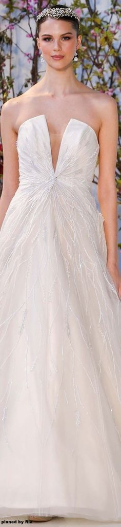 26 best Anne Barge Wedding Gowns images on Pinterest | Wedding ...
