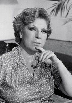 Amalia Perez Diaz - La gran actriz murió el 2003