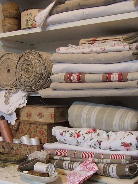 French fabrics stripes vintage. Would like to do my dining room chairs and have a slip cover made for my couch