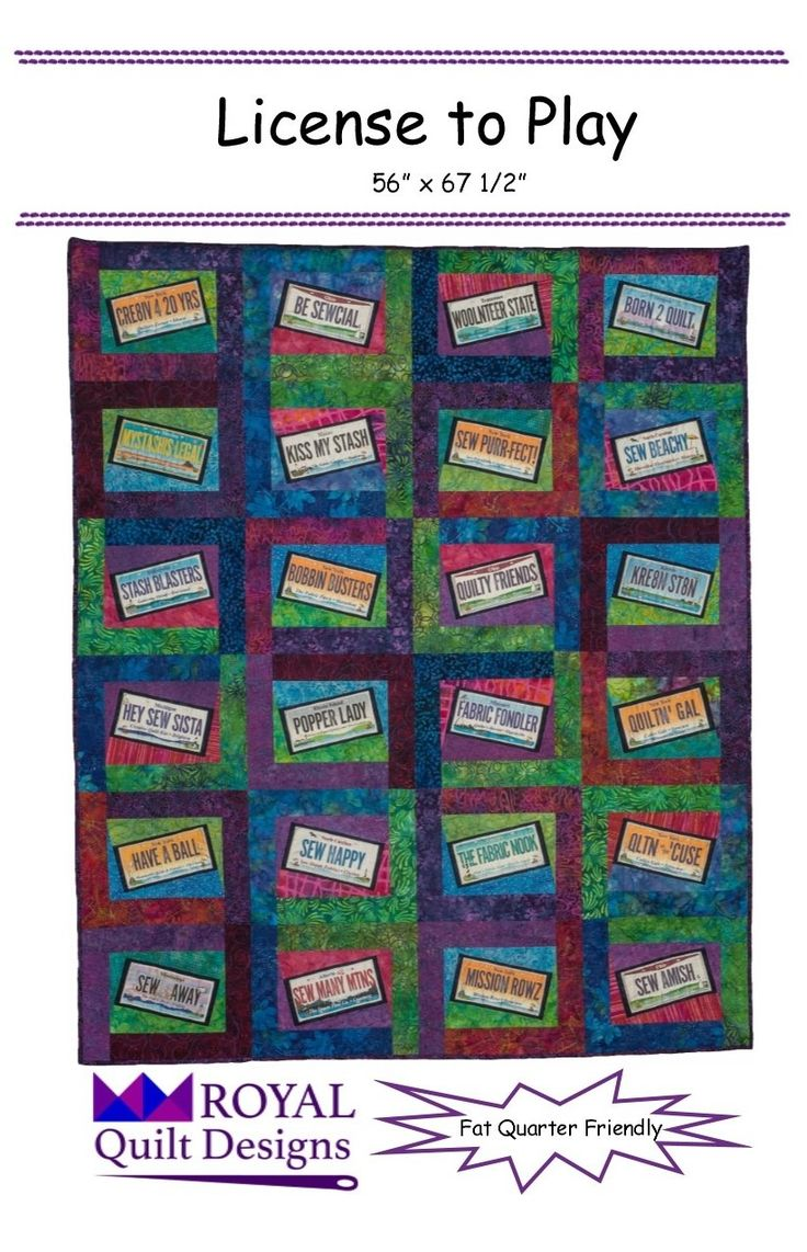 The Row by Row Experience™ is like a shop hop, but it's not...no fees, no cards to stamp and all summer to play!   Quilters visit any of the participating shops and receive a free pattern for a row in a quilt.  Combine the rows in any way to create a unique quilt that  represents the fun you had traveling throughout the summer.  Exclusive FabricPlates™ by Zebra Patterns by Debra Gabel are available in shops around the country.  Each one is unique!  The    Row by Row Experience™ provides an…