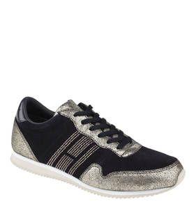 #TOMMY #HILFIGER #Sneaker #P1285HOENIX #1B #, #Veloursleder, #Metallic #Details, #Strass Die Sneaker ´´P1285HOENIX 1B´´ von TOMMY HILFIGER für Damen bestechen mit einer Kombination aus Veloursleder, schimmernden Metallic-Details und glänzendem Strass. Sneaker ´´P1285HOENIX 1B´´, Veloursleder, Metallic-Details, Strass