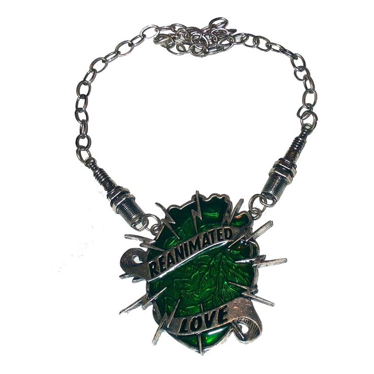 "KREEPSVILLE 666 ""Reanimated Love"" necklace"